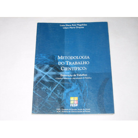 Metodologia Do Trabalho Científico - Magalhães/orquiza -2002