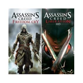 Assassins Creed Freedom Cry E Liberation - Ps3 - Promoção!!