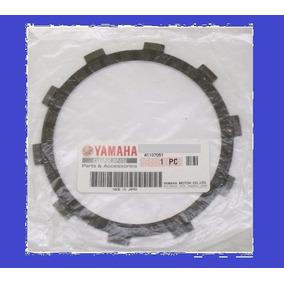 Jogo Disco Embreagem Dt 180 Tdr 180 Original Yamaha 0km 6pçs