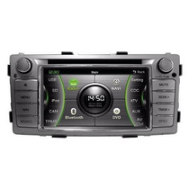 Central Multimidia Dvd Gps Tv Toyota Hilux Caska Original
