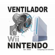 Zwii09 Disipador De Calor Para Nintendo Wii Usb Computoys