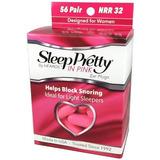 Hearos Sleep Pretty En Tapones Para Las Orejas Rosa Para Muj