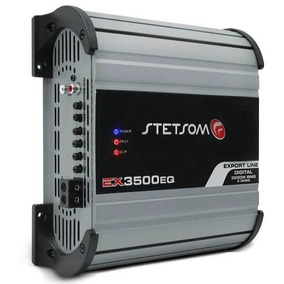 Módulo Amplif. Ex3500 Stetsom Substitui 3k3 Eq 4000w
