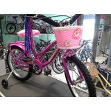 Bicicleta Niño Niña Rodado 14 Y 16 Nuevas Oferta!!!!