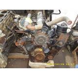 Motor Diesel Ford 6.6 / Importado
