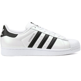 Tenis Originals Superstar Metalizados Hombre Adidas S75873
