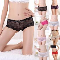 Sexy Panties Panty Boxer Ropa Interior Sensual Encaje