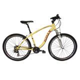 Bicicleta Bike Retro Audax Adx 70 27.5 21v Bege Pass/trilha