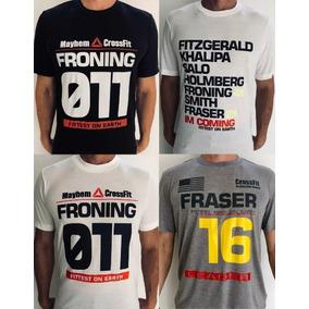805c087907164 Camiseta Insanity Workout - Camisetas e Blusas no Mercado Livre Brasil