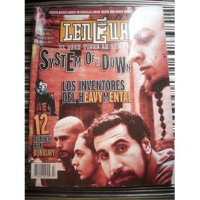 Revista Lengua #13 Contiene Entrevista A Bunbury