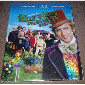 Willy Wonka Y La Fabrica De Chocolate Bluray (importado)