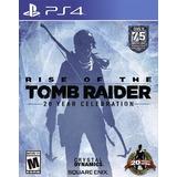 Rise Of Tom Raider Ps4 20 Year Celebration