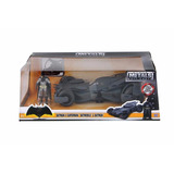 Batman - Batimovil 1:24 - Batman Vs Superman + Figura