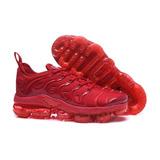 Tenis Masculino Da Nike Vapormax Plus Air Gel Bolha Original