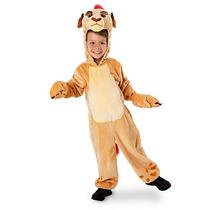 Disfraz Kion La Guardia Del Leon Disney Store Traje Simba