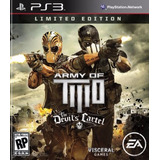 Army Of Two The Devil Cartel Ps3