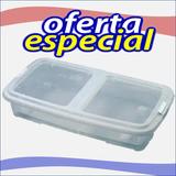 Organizador Rimax Cajón Móvil Bajocama Plano Caja 28 Litros