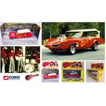The Monkees Monkemobile Pontiac Gto Corgi 1:43 Envio Gratis