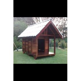 Casa (casinha) De Cachorro Grande Alto Nível