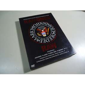 Ramones - Raw - Dvd Slipcase , Made In Europe