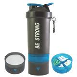Vaso Shaker Para Bebidas Con Proteina