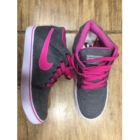 Tenis Botinha Nike Cano Alto Feminino Queima Oferta