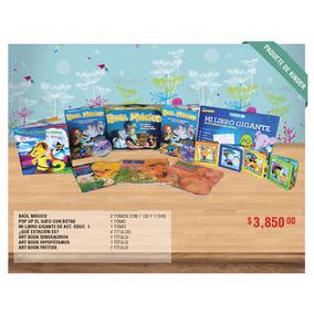 Paquete De 11 Libros Para Kinder O Preescolar + 4 De Regalo