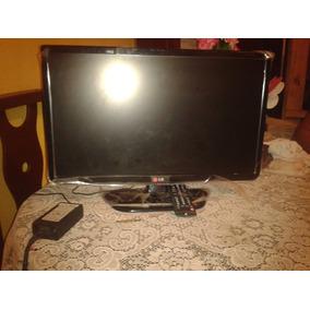 Televisor - Monitor Marca Lg 22 Pulgadas Sin Uso