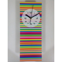 Reloj De Pared Moderno Personalizado- Minimalista-fabrica!!