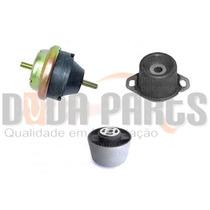Kit 03 Calço Coxim Motor 206 207 306 Xsara Picasso 1ªlinha