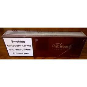 Cigarrillos Davidoff Clasicc Importados 10 Box De 20 Lleno!!