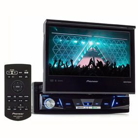Dvd Pioneer Avh-x7880tv 7 Polegadas Retrátil Tv Bluetooth