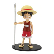 Figura Kid Luffy - One Piece