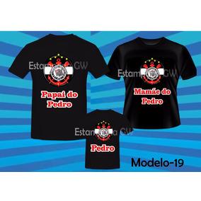 Estampa Com Simbolo Do Corinthians - Camisetas e Blusas no Mercado ... a9fc5dff8ab4c