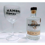 Kit Gin Hambre + Caixa Sachês Especiarias + Taça Hambre