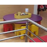 Mesa Para Preescolar Guarderia O Tareas Dirigidas