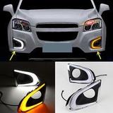 Chevrolet Trax 13-16 Biseles Led De Dia Drl. Ve El Video