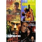 Jean Claude Van Damme - 4 Filmes