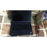 Workstation Lenovo W540 I7 4810mq 16gb Ram Nvidia 2gb Video