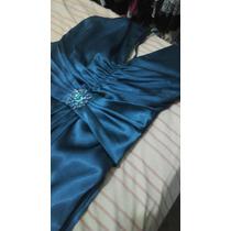 Bello Vestido De Fiesta Importado Hecho En Usa .