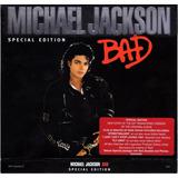 Michael Jackson Cd Bad Edicion Especial Nuevo Sellado