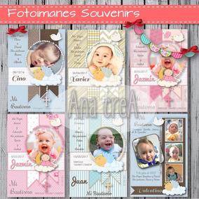 Fotoimán Souvenir Personalizado 2 *fotoimanes*