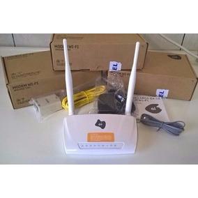Modem Roteador Da Oi Amg1302-t15 Wifi 2x5dbi 300mbps