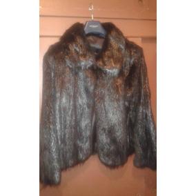 Abrigo de piel de bisonte precio