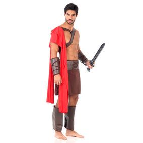 Fantasia Guerreiro Espartano Adulto