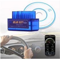 Scanner De Diagnóstico P/ Carro Automotivo Mini V2.1 Elm327