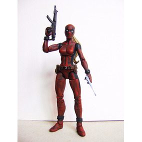 Lady Deadpool Corps Marvel Legends Custom Hasbro Panther