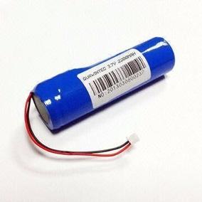 Bateria 18650 3,7v 2200mah Com Fio Terminal