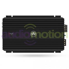 Amplificador Db Drive A7m 100.4 Mini 4 Canales 800wats A/b