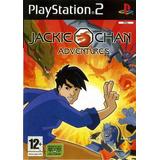 Jogo Ps2 Jackie Chan + Frete Grátis.